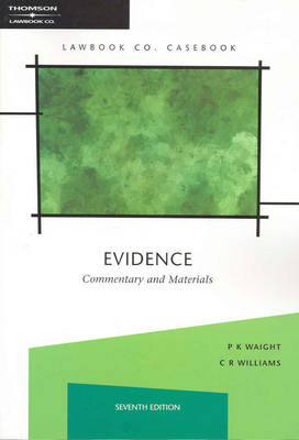 Evidence: Commentary and Materials