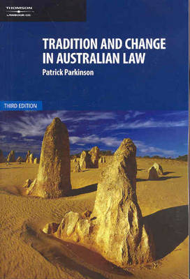 Tradition and Change in Australian Law
