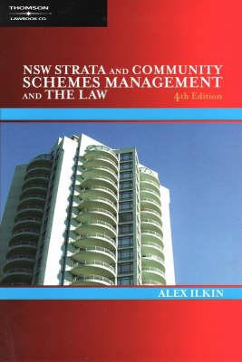 NSW Strata&Community Schemes Mgmt&the La