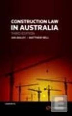 Construction Law in Aust 3rd Ed.