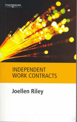 Independent Work Contracts