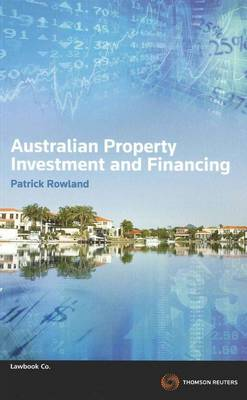 Aust Property Investment and Financing