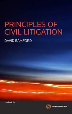 Principles of Civil Litigation