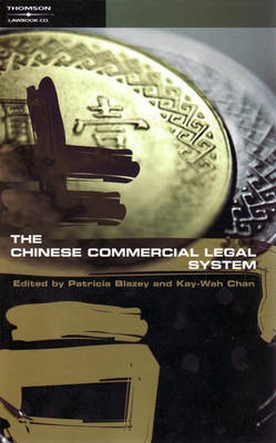 Chinese Commercial Legal System