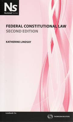 Nutshell: Federal Constitutional Law 2e