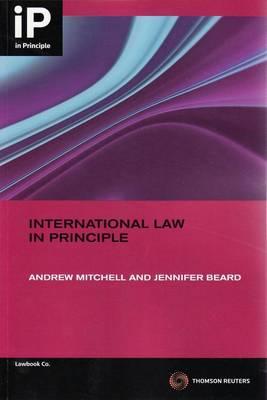 Int'l Law: In Principle 1st Ed.