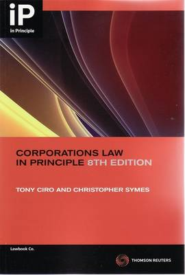 Corporations Law: In Principle