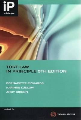 Tort Law: In Principle