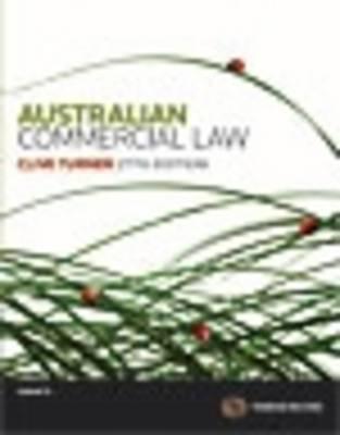 Australian Commercial Law