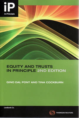 Equity and Trusts: In Principle