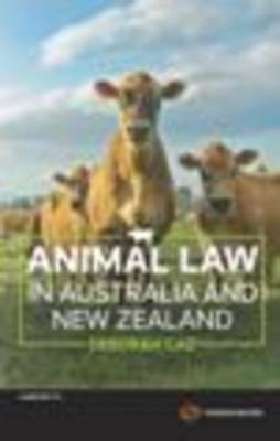 Animal Law in Australia and New Zealand