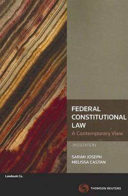 Federal Constitutional Law: A Contemporary View