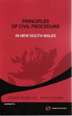 Principles of Civil Procedure in NSW