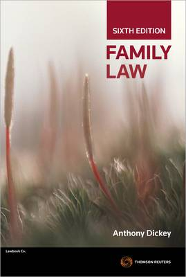 Family Law 6th ed