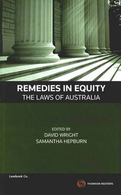 Remedies in Equity - The Laws of Aust