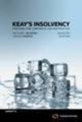 Keay's Insolvency: Personal and Corporate Law and Practice