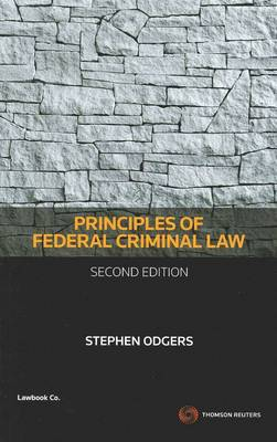 Principles of Federal Criminal Law