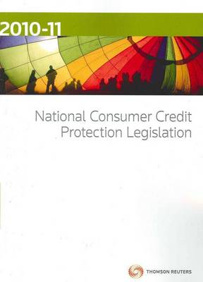 National Consumer Credit Protection Leg