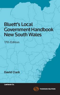 Bluett's Local Government Handbook 17e