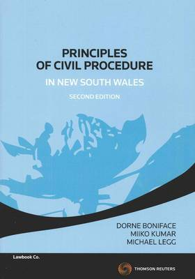 Principles of Civil Procedure in NSW