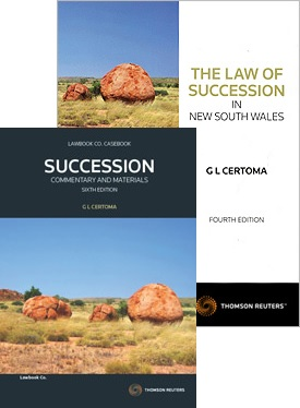 Law of Succession NSW/Succession NSW C&M