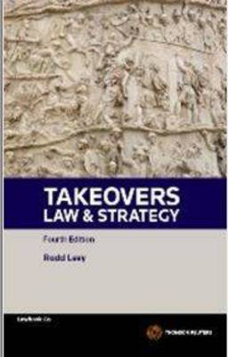 Takeovers Law & Strategy 4th ed