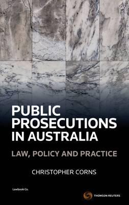 Public Prosecutions in Australia:Law,P&P