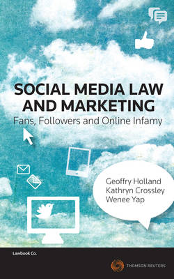 Social Media Law and Marketing Book