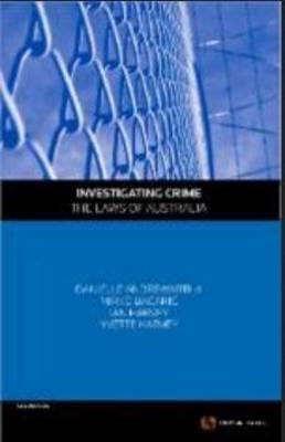 Investigating Crime - Laws of Australia