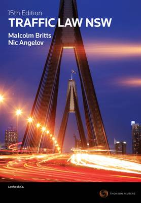 Traffic Law NSW