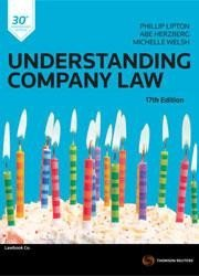 Understanding Company Law 17E + Company Law Perspectives