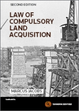 Law of Compulsory Land Acquisition 2e