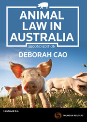 Animal Law in Australia 2e