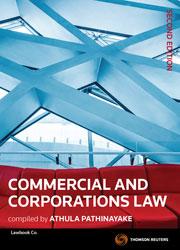 Commercial&Corporations Law 2e - Deakin