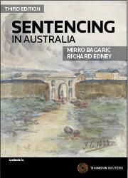 Sentencing in Aust 3e