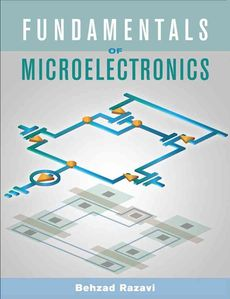 Fundamentals of Microelectronics + WileyPlus Registration Card Razavi, Behzad