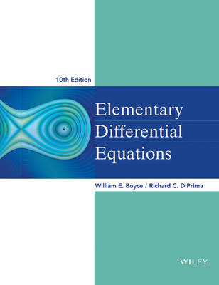 Elementary Differential Equations 10E