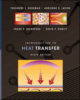 Introduction to Heat Transfer 6E