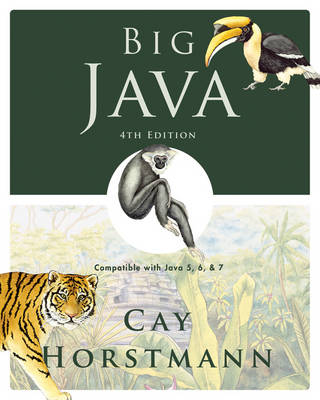 Big Java: Compatible with Java 7 and 8