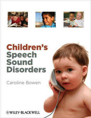 Children's Speech Sound Disorders