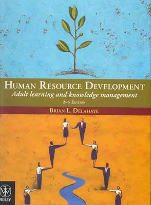 Human Resource Development 2e