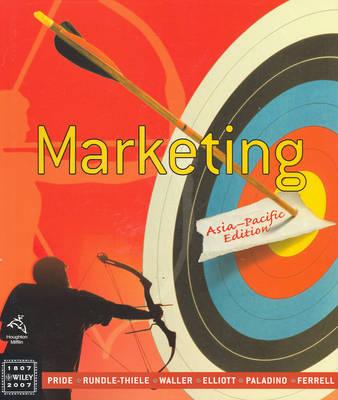 Marketing: A Pacific RIM Edition