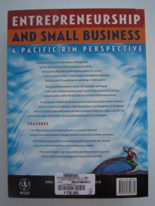 Entrepreneurship and Small Business - A Pacific Rim Perspective + Guilding/ Key Elements of Introductory Accounting 2E
