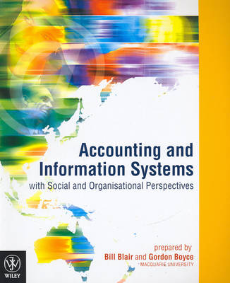 Accounting and Information Systems with Social and Organisational Perspectives
