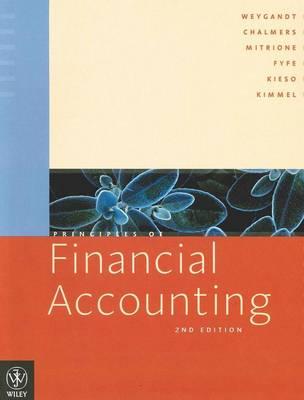 Principles of Financial Accounting