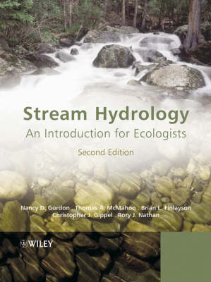 Stream Hydrology: An Introduction for Ecologists