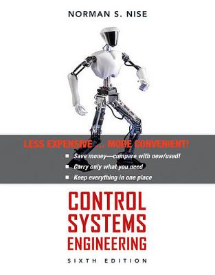 Control Systems Engineering, Binder Version
