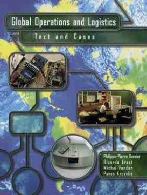 Global Operations: Management and Logistics