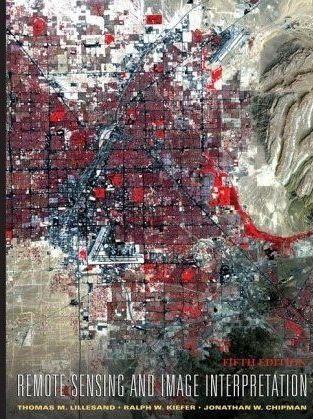 Remote Sensing And Image Interpretation 4ed
