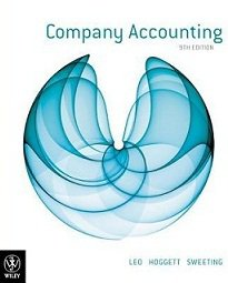 Advanced Company Accounting